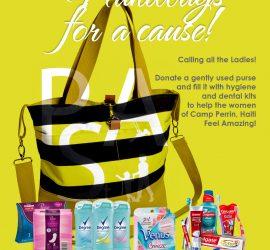 Handbags for a cause